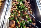 BBQ Beef Rissoles