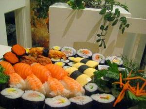 Platter Sushi