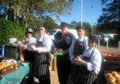 Staff on Lunch Break