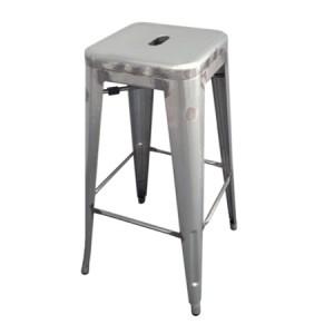 bar stool for hire tolix galvanised bar stool2